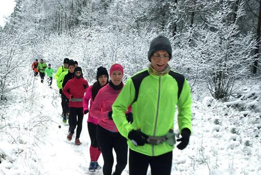 Termine Lauf und Walkingtreffs