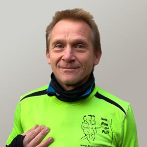 Teuto Run & Fun Lauftrainer, Marathonläufer , mehrfacher Hermannsläufer