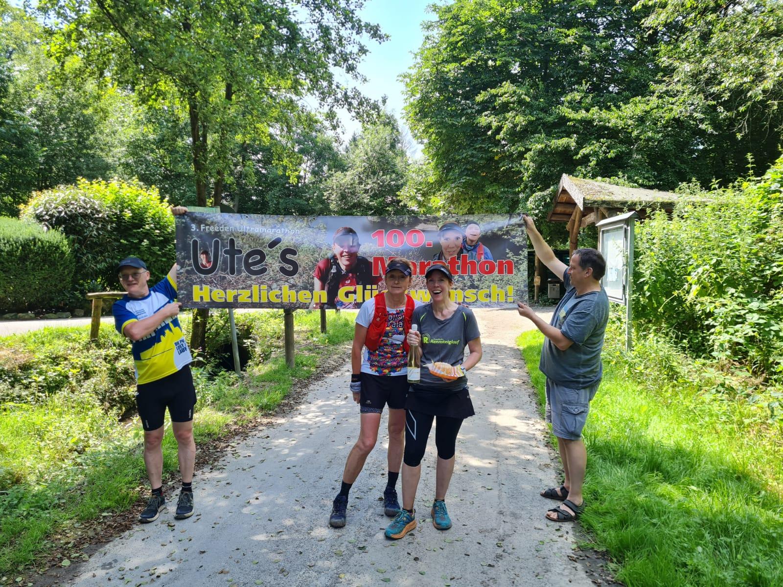 Utes 100er Marathon / Ultra